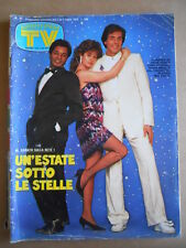 TV SORRISI E CANZONI  n°27 1983 Culture Club Boy George - James Bond 007  [GS48]