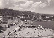 SAN REMO - Riviera dei Fiori - Panorama della Spiaggia
