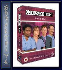 CHICAGO HOPE- COMPLETE SERIES SEASON  5  **BRAND NEW DVD **