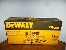 DEWALT DCGG571B 20-volt MAX Cordless Lithium-Ion Grease Gun (Tool-Only) NEW
