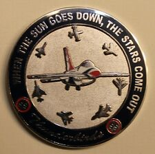 Thunderbirds Air Force Demonstration Sq Aircraft Maintenance Challenge Coin