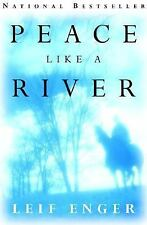 Peace Like a River by Leif Enger a Paperback novel FREE USA SHIPPING leaf lief