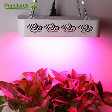 PopularGrow True 3W Epiled Leds 300W LED Grow Light  Indoor Flower & Veg plants