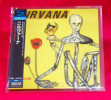Nirvana Incesticide JAPAN SHM MINI LP CD UICY-75126