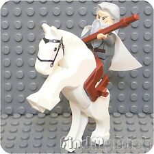 Lego The Lord of the Rings Grey Gandalf Minifigure with White Horse 79005 NEW