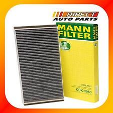OEM MANN-FILTER CUK 3955 Cabin Air Filter AUDI S4 / A4 / A4 Quattro  VW Passat