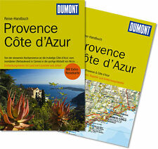 Simon, Klaus - DuMont Reise-Handbuch Reiseführer Provence, Cote d'Azur