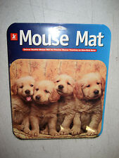 "NEW Handstands ""Puppies"" Mouse Pad #12800, 8""x8.5"" w/warranty"