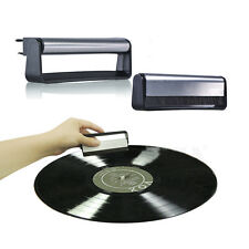 hid Professional Anti-Static Vinyl Record Velvet Cleaning Cleaner Pad Brush