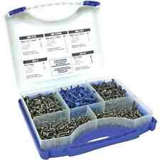 New 675 Screws Kreg Pocket Hole Kit 5 Sizes Most Used Joinery Jig Carry Durable