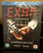 Exam [Blu-ray] [2010] [Region Free]  Brand new and sealed with slipcase