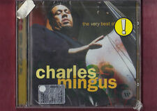 CHARLES MINGUS - THE VERY BEST OF CD NUOVO SIGILLATO