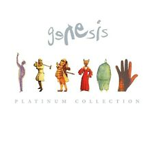 "GENESIS ""PLATINUM COLLECTION"" 3 CD BOX NEUWARE"