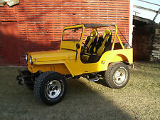1947 Willys Jeep CJ2A