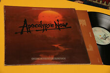 DOORS 2LP APOCALYPSE NOW ORIG ITALY SOUNDTRACK 1979 EX GATEFOLD COVER