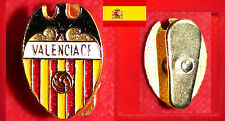 Fußball FOOTBALL BADGE ABZEICHEN SPANIEN ESPANA SPAIN CLUB Fútbol CF VALENCIA