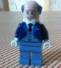LEGO The Batman Movie ALFRED PENNYWORTH Collectible Minifigure