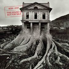 BON JOVI - THIS HOUSE IS NOT FOR SALE - LP VINYL NEW SEALED 2016