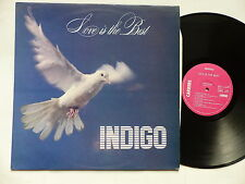 INDIGO Love is the best 67910 RARE FRENCH BOOGIE MODERN SOUL