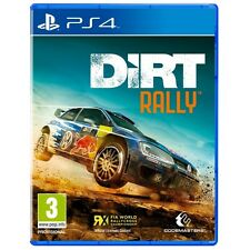Dirt rallye PS4 game brand new