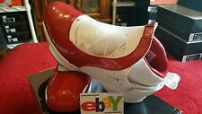 Nike Air Jordan XIX 19 Midwest OG 04/15/2004 WHITE/CHROME-VARTY RED 307546 101