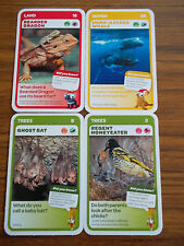 WOOLWORTHS BABY AUSSIE ANIMAL CARDS Nos.3 8 16 29