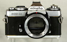 First Rate Minolta XD11 SLR Film Camera Looks and Works Great