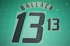 Germany 04/06 #13 BALLACK Homekit Nameset Printing