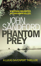 Phantom Prey by John Sandford (Paperback, 2009) New Book