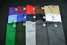 3 NEW SHAKA WEAR SUPER MAX HEAVY WEIGHT T-SHIRTS COLOR TEE PLAIN XLT TALL 3PC