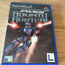 Star Wars Bounty Hunter PS2 Playstation 2 Game PAL (No Manual) - FAST POST