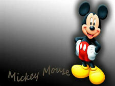 Mickey Mouse  -  Edible Image Cake Sugar Frosting Sheet Topper