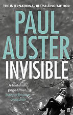 Invisible by Paul Auster (Paperback, 2010)