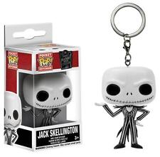 The Nightmare Before Christmas Jack Skellington Pocket Pop! Keychain Keyring