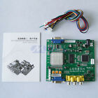 New Arcade game RGB/CGA/EGA/YUV To VGA HD Video Converter Board GBS8200