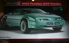 REVELL 1992 PONTIAC GTP COUPE GRAND PRIX 1/25 FS MODEL CAR MOUNTAIN KIT