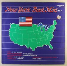 "12"" MAXI-Various-New York Boot Mix Vol. 1-c913-ZYX Records"
