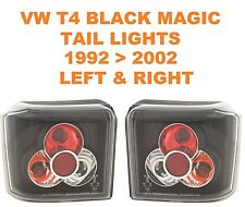 VW T4 Transporter Van Bus Black Magic Performance Lexus Style Rear Lights