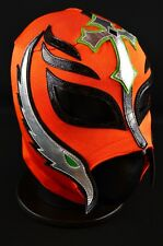 REY MISTERIO LYCRA MEXICAN WRESTLING MASK LUCHA LIBRE COSTUME LUCHADOR MASKE