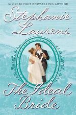 The Ideal Bride #11 by Stephanie Laurens 2004 Hardcover Historical Romance Book
