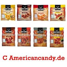 8x Jack Link's Beef Jerky Dried meat - 4 different Kinds (8,00€/100g)