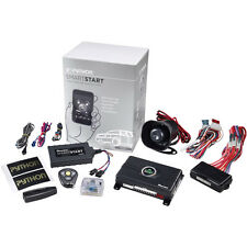 Python PSS5000 Smart Start Car Security PS5000 Remote Start System PSS5000B