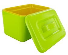 CKS Zeal Insulated Plastic Butter Spread Magarine Dish 'Keep Cold' with Lid