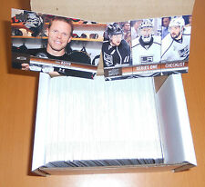 2012-13 Upper Deck Series 1 Complete 200 Card Base Set
