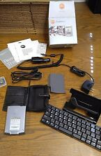 Palm Tungsten E2 with keyboard plus more, works great see description below