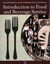 Introduction to Food and Beverage Service, Good Condition Book, , ISBN 978058235