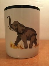 Mug Anthony Mark Hankins Cup Elephant Cup China Signed Coffee