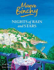 NIGHTS OF RAIN AND STARS by MAEVE BINCHY 4 CASSETTES AUDIO BOOK