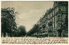 BERLIN-PANKOW Florastrasse & Mühlenstrasse * AK um 1900