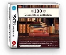 100 Classic Book Collection Nintendo DS Lite DSi XL Brand New